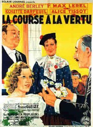Фільм «La course à la vertu» (1936)