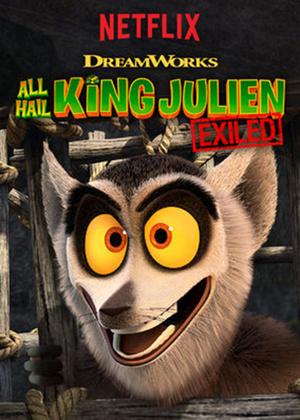 Сериал «Да здравствует король Джулиан: Изгнанный» (2017)