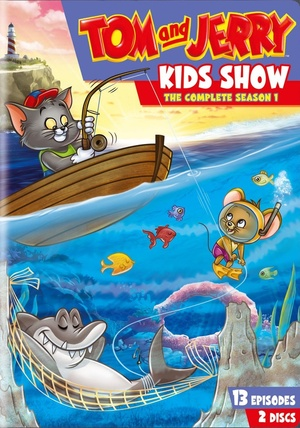Сериал «Том и Джерри в детстве» (1990 – 1994)