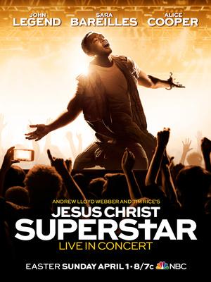 Фильм «Иисус Христос — суперзвезда. Концерт» (2018)