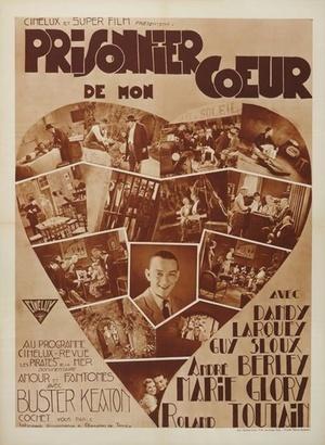 Фільм «Prisonnier de mon coeur» (1932)