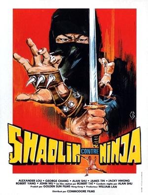 Фільм «Шаолинь против ниндзя» (1983)