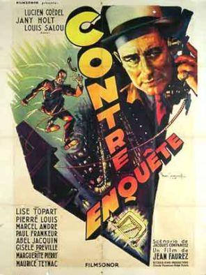 Фільм «Contre-enquête» (1947)
