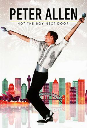 Сериал «Peter Allen: Not the Boy Next Door» (2015)