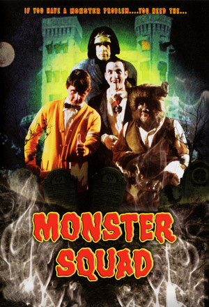 Сериал «Monster Squad» (1976)