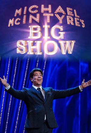 Серіал «Michael McIntyre's Big Show» (2015 – ...)