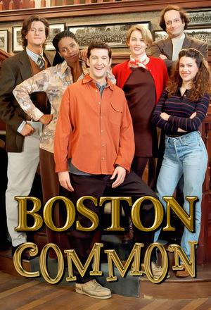 Сериал «Boston Common» (1996 – 1997)