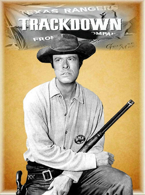 Сериал «Trackdown» (1957)
