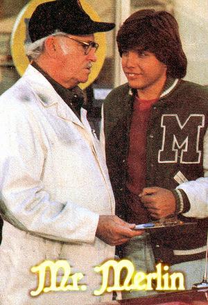 Сериал «Mr. Merlin» (1981 – 1982)