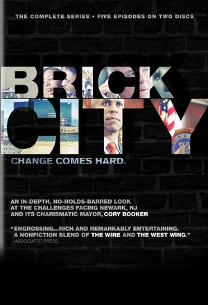 Сериал «Brick City» (2009 – 2011)