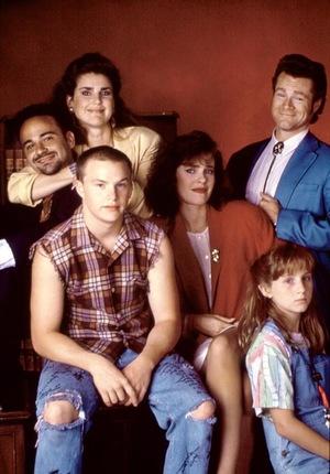 Серіал «Flesh 'n' Blood» (1991)