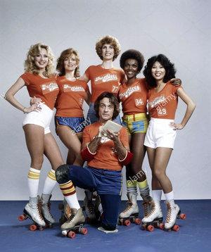 Серіал «The Roller Girls» (1978)