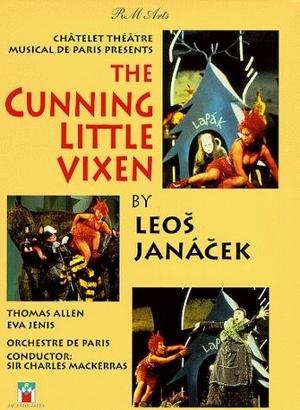 Фільм «The Cunning Little Vixen» (1995)