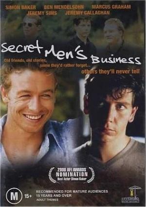 Фільм «Secret Men's Business» (1999)