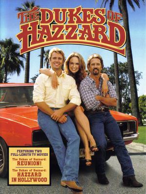 Фільм «Придурки из Хаззарда: Голливудская суета» (2000)