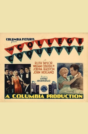 Фільм «The College Coquette» (1929)
