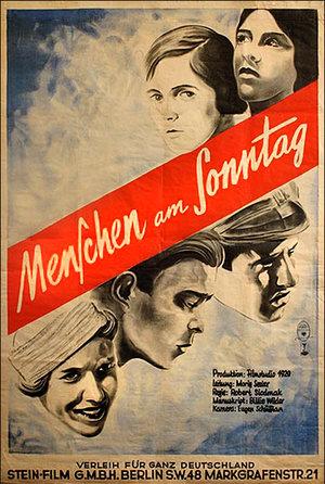 Фильм «Люди в воскресенье» (1930)