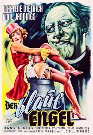 Фільм «Блакитний ангел» (1930)
