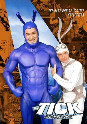Сериал «Тик-герой» (2001 – 2002)
