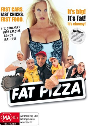 Серіал «ЖЫрная пицца» (2000 – 2007)
