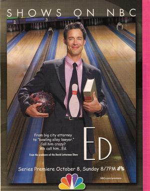 Серіал «Эд» (2000 – 2004)