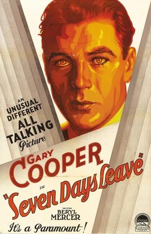 Фільм «Семь дней отпуска» (1930)