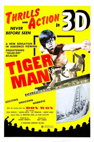 Фільм «Tiger Man» (1983)