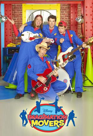 Серіал «Imagination Movers» (2008 – 2013)