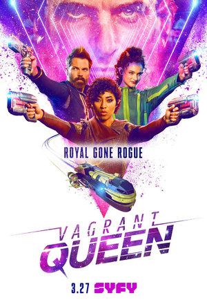 Серіал «Бродячая королева» (2020)