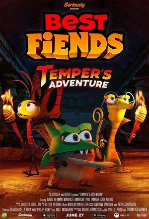 Фільм «Best Fiends: Temper's Adventure» (2019)