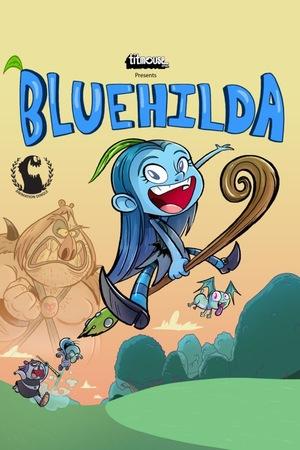Мультфильм «Bluehilda» (2017)