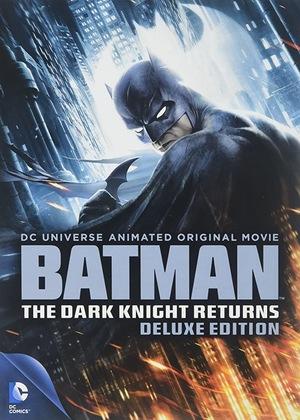 Мультфільм «Бэтмен: Возвращение Тёмного рыцаря» (2013)