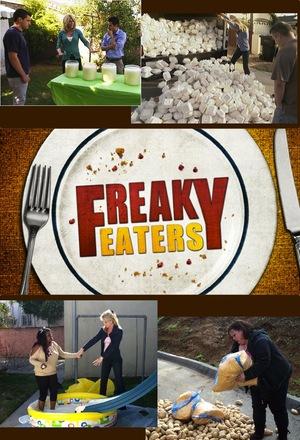 Серіал «Freaky Eaters» (2010 – 2011)