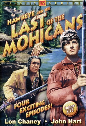 Серіал «Hawkeye and the Last of the Mohicans» (1957)