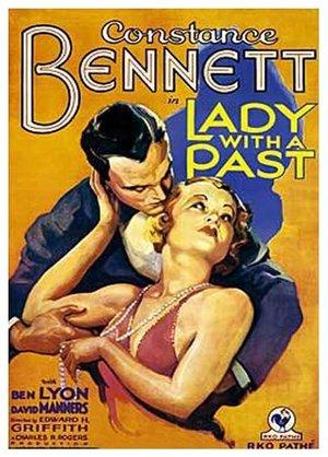 Фільм «Дама с прошлого» (1932)