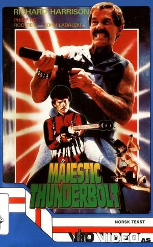 Фільм «Величественный удар молнии» (1985)