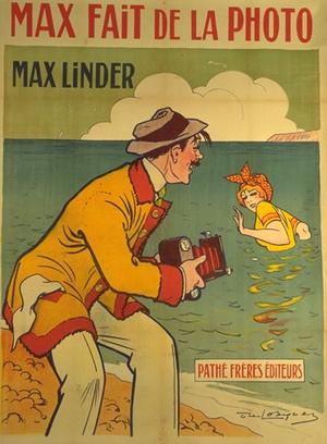 Фільм «Макс делает снимок» (1913)