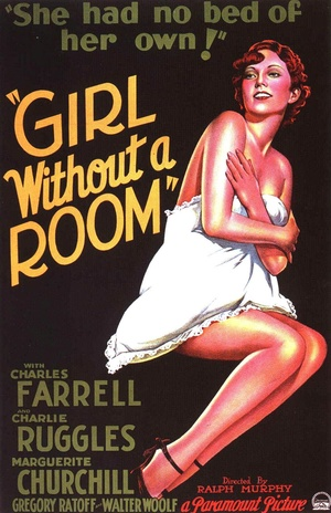Фільм «Girl Without a Room» (1933)