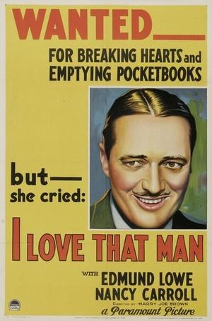 Фільм «I Love That Man» (1933)