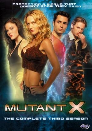 Серіал «Мутанты Икс» (2001 – 2004)