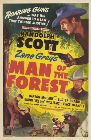 Фільм «Man of the Forest» (1933)