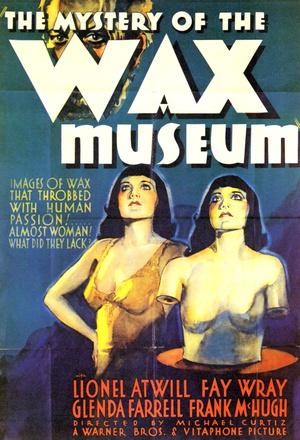 Фильм «Тайна музея восковых фигур» (1933)