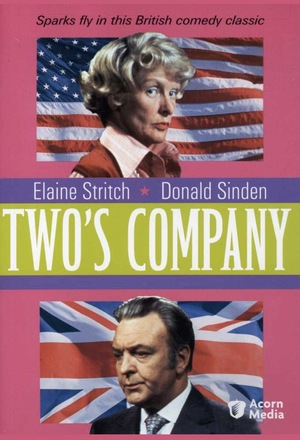 Серіал «Two's Company» (1975 – 1979)
