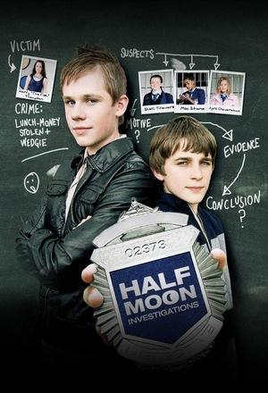 Серіал «Half Moon Investigations» (2009)