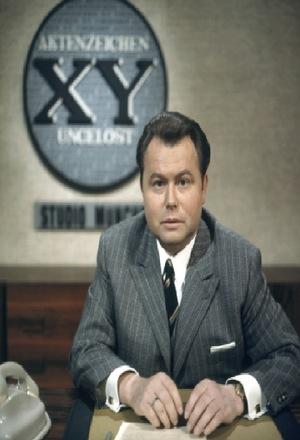 Сериал «Aktenzeichen XY... ungelöst!» (1967 – ...)