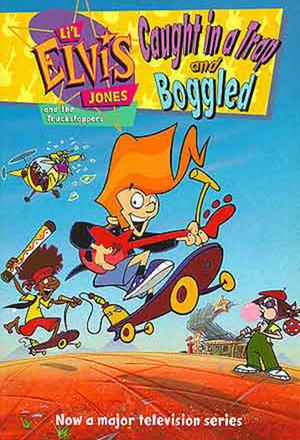 Серіал «Li'l Elvis Jones and the Truckstoppers» (1997 – 1998)
