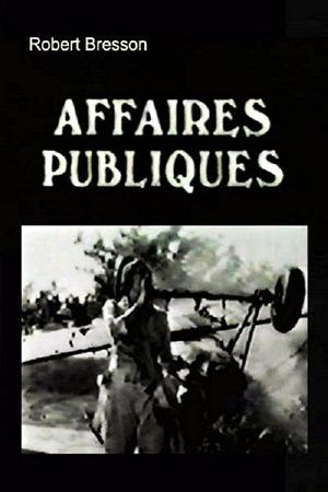 Фільм «Дела общественные» (1934)