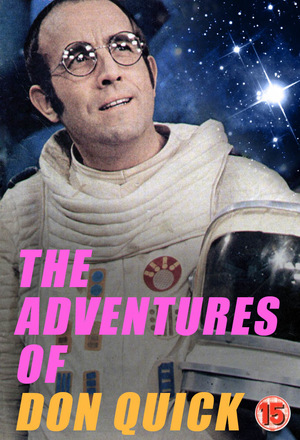 Сериал «The Adventures of Don Quick» (1970)