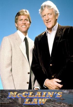Сериал «McClain's Law» (1981 – 1982)