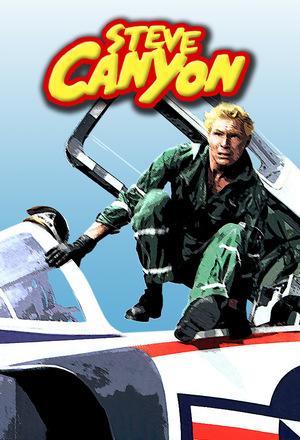 Сериал «Steve Canyon» (1958 – 1959)